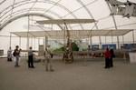 Im Luftfahrtmuseum Farnborough
