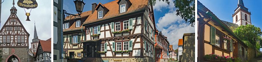Der Marktplatz in Oberursel